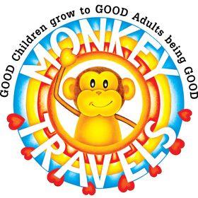 MONKEY TRAVELS FREE KIDS EBOOK
