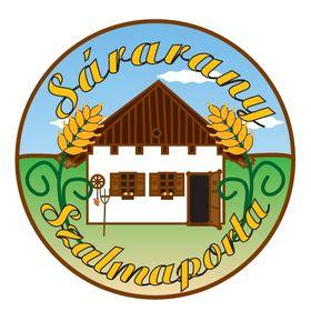 Sárarany Szalmaporta