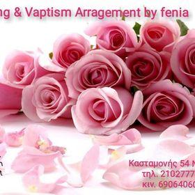 """Vaptism & Arragement by """"fenia"""""""