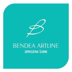 BENDEA ARTLINE zaproszenia ślubne