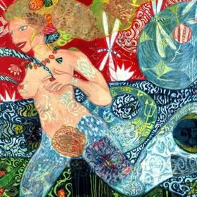 KatInka Illustration, Etching and Textiles