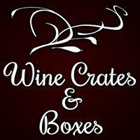 Wine Crates & Boxes