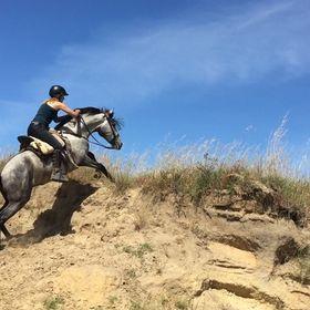 Sandrine - Doñana Horse Adventure