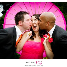 Studio Koi Christchurch Wedding Photographers