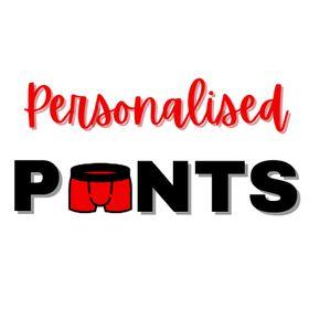 Personalised Pants