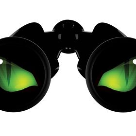 Airsoft  Anti Reflection Lens Cover for ELCAN DR Riflescope sniper killflash DOT