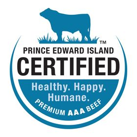 Prince Edward Island Certified Beef