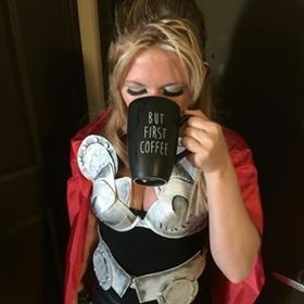 Cosplay and Coffee