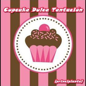 Cupcake Dulce Tentacion - Principiante