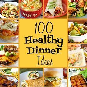 Dinner Ideas