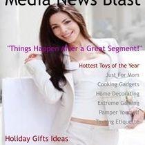 MEDIA NEWS BLAST - PRODUCT GUIDE