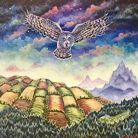 Artist Katrina Brennan