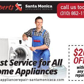Santa Monica Appliance Repair Experts