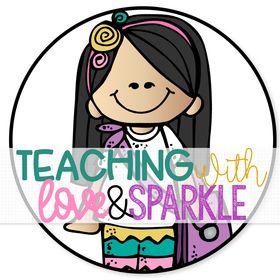 Teaching With Love & Sparkle {Leisha Shigenaga}
