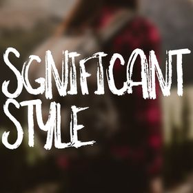 Significant Style
