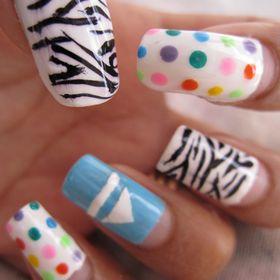 Upbeat Nails