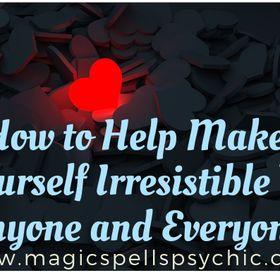 Magic Spells Psychic