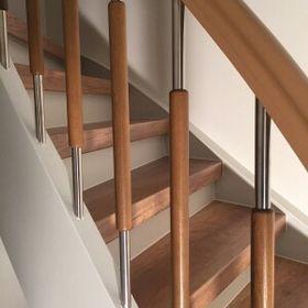 Treppenrenovierung Schran