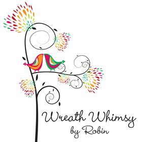 Wreath Whimsy by Robin