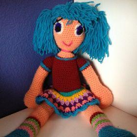 Olga de Pedro (crochet y Origami) de Pedro Garcia