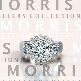 Morris Lindblom Jewellery Collection