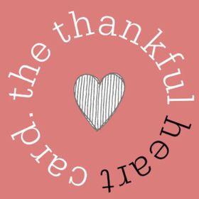 The Thankful Heart Card
