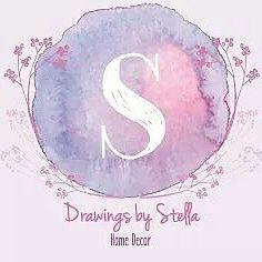Drawings by Stella