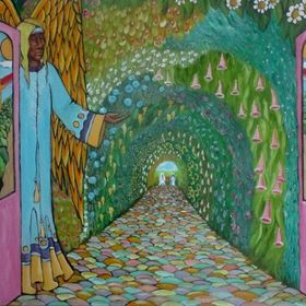 Visionary Artist Mimi Breton