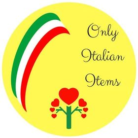 Only Italian Items