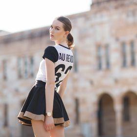 Kate Gillies Model