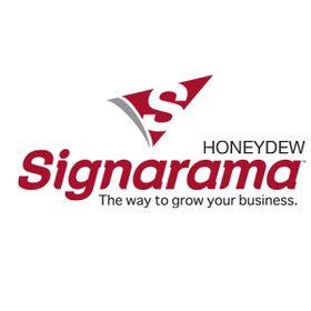 Signarama Honeydew