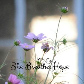 She Breathes Hope