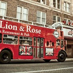the Lion & Rose Broadway in Alamo Heights