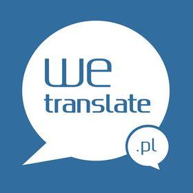 Biuro Tłumaczeń WeTranslate.pl