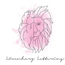 Löwenherz Lettering