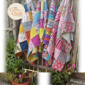 The Cozy Quilt Closet (cozyquiltcloset) on Pinterest : the cozy quilt - Adamdwight.com