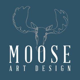 Moose Art Design