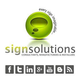 Sign Solutions....every sign imaginable