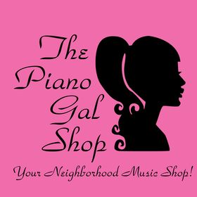 The Piano Gal Shop