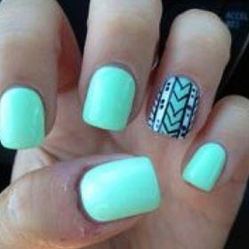 Nail girl 01