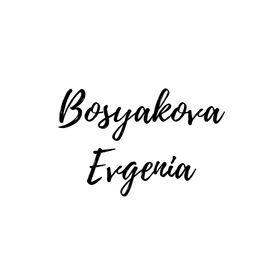 Bosyakova Eugenia