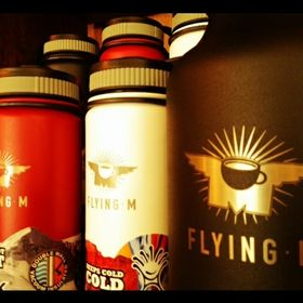 flying m coffee