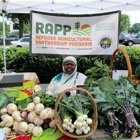 Refugee Agricultural Partnership Program - RAPP