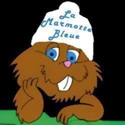 Marmotte Bleue
