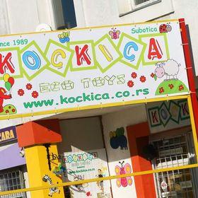 Kockica Eco Toys