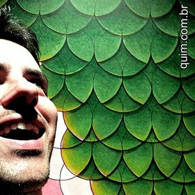 Quim Conquê (@QuimAlcantara), artista plástico
