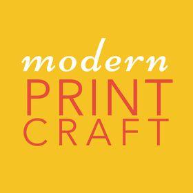 Elizabeth Halpern | Modern Print Craft