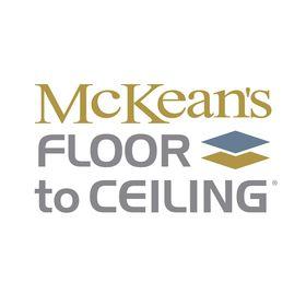 McKean's Floor to Ceiling