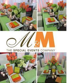 M&M Event Rentals