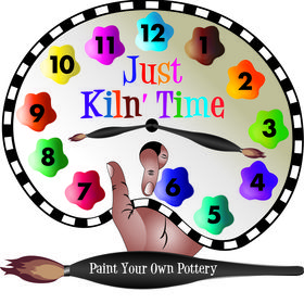 Just Kiln Time Paint Your Own Pottery